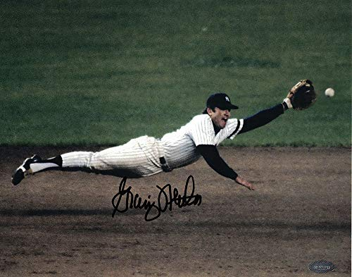 Graig Nettles Signed 8x10 Photo Authenticated Mounted Memories New York Yankees