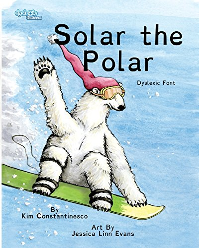 Solar The Polar Dyslexic Font