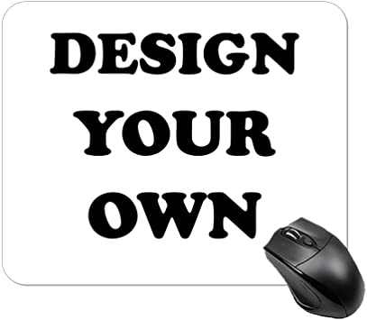 Custom Mouse Pad Personalized Photo Mouse Design Add Your Own Picture Personalized Mouse Pad