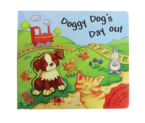 Doggy Dog's Day Out: Who's Next in Line? Turn the Page to Find Out (Build a Scene Storybooks) pdf