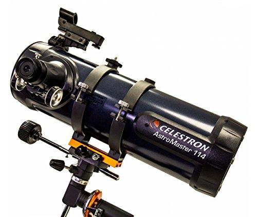 Celestron astromaster 114eq telescope w motor drive 31042 for Astromaster powerseeker motor drive