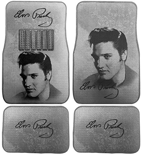 Elvis Presley Carpet Car SUV Truck Floor - Elvis Presley Car Shopping Results