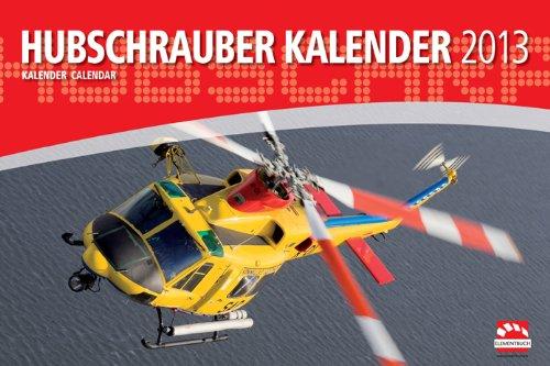 Hubschrauber Kalender 2013
