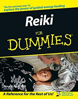 Reiki For Dummies by [Paul, Nina L.]