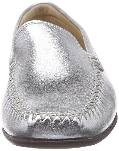 Sioux Campina Damen Mokassin Silber (Silber)