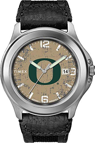 (Timex Men's University of Oregon Ducks Watch Old School Vintage Watch)