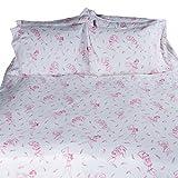 Pink Pin-Up Girls Comforter, Soft Cotton Bedding (King)