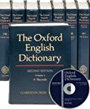 img - for The Oxford English Dictionary Set book / textbook / text book
