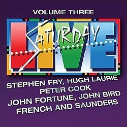 Saturday Live, Volume 3