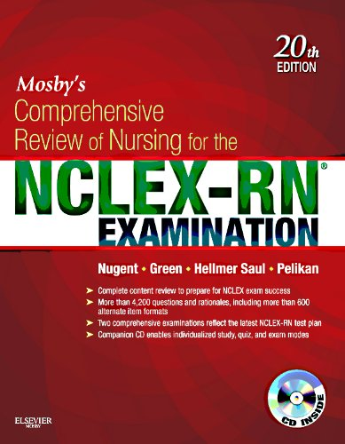 Mosby's Comprehensive Review of Nursing for the NCLEX-RN® Examination (Mosby's Comprehensive Review of Nursing for NCLEX-RN Examination)