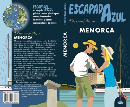 Menorca Escapada (ESCAPADA AZUL): Amazon.es: Mazarrasa, Luis: Libros