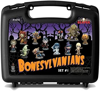 REAPER MINIATURES Bonesylvanians TUT Limited Edition 01546
