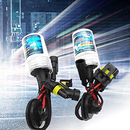 2pcs H1 55W 12V Car HID Xenon Bulb Replacement Headlight Lamp Auto Light Source 3000K 4300K 5000K 6000K 8000K 10000K 12000k