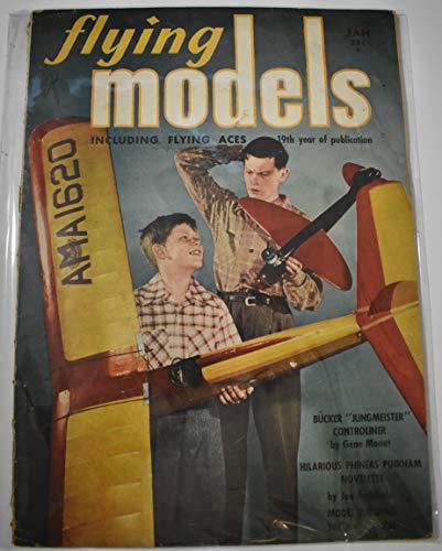 Flying Models January 1947