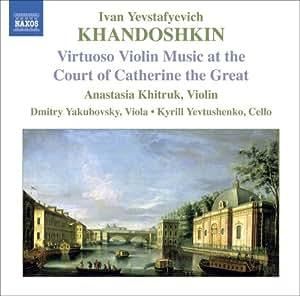 Virtuoso Violin Music at the O