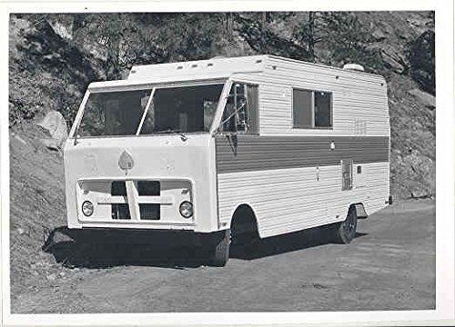1970 Aspen Motorhome RV Factory Photo from Aspen Pet