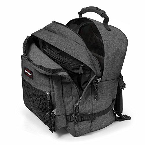 Black 42 Ultimate Black Denim L cm Backpack Eastpak 42 vawA4q