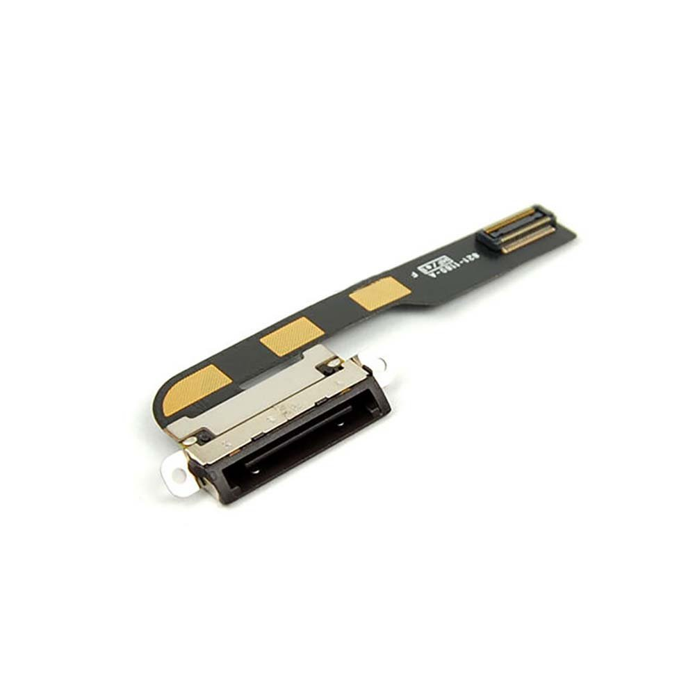 Charging Port Flex Cable for Apple iPad 2 (A1395, A1397, A1396) by Group Vertical