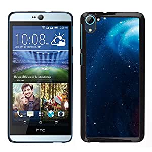 Stuss Case / Funda Carcasa protectora - The Blue Space - HTC Desire D826