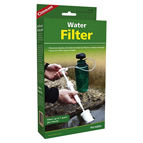 Coghlans-8800-Portable-Water-Filter-6-Pack