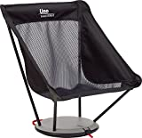 Therm-a-Rest UNO Chair Black Mesh/Black One Size