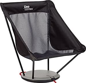 Therm-a-Rest UNO Chair Black Mesh / Black One Size