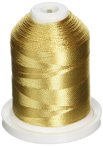 Robison-Anton Robison Anton J Metallic Thread, 1000-Yard, Gold (Gold Metallic Thread)