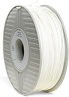 Widely Compatible Verbatim 3D Printer Filament PLA High-Grade 3mm 1kg Reel