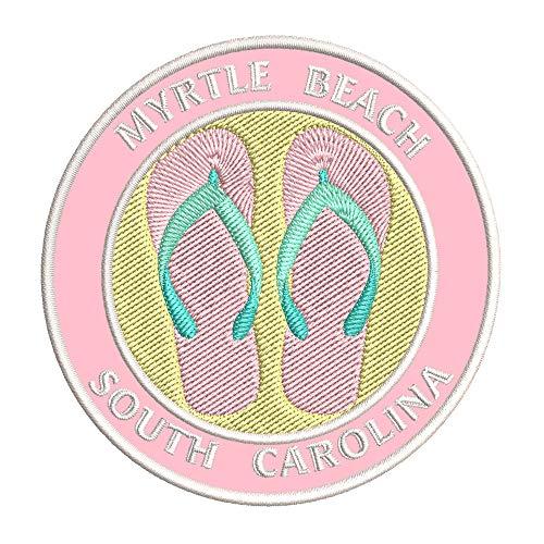 Flip Flops Myrtle Beach South Carolina 3.5