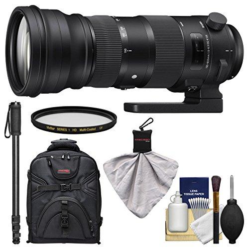 Sigma 150-600mm f5-6.3 DG HSM OS Contemporary for Nikon - 6