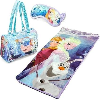 Disney – Set de pijama de Frozen Elsa & Anna