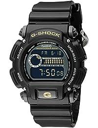 Men's G-Shock DW-9052-1CCG Men's Black Military Watch