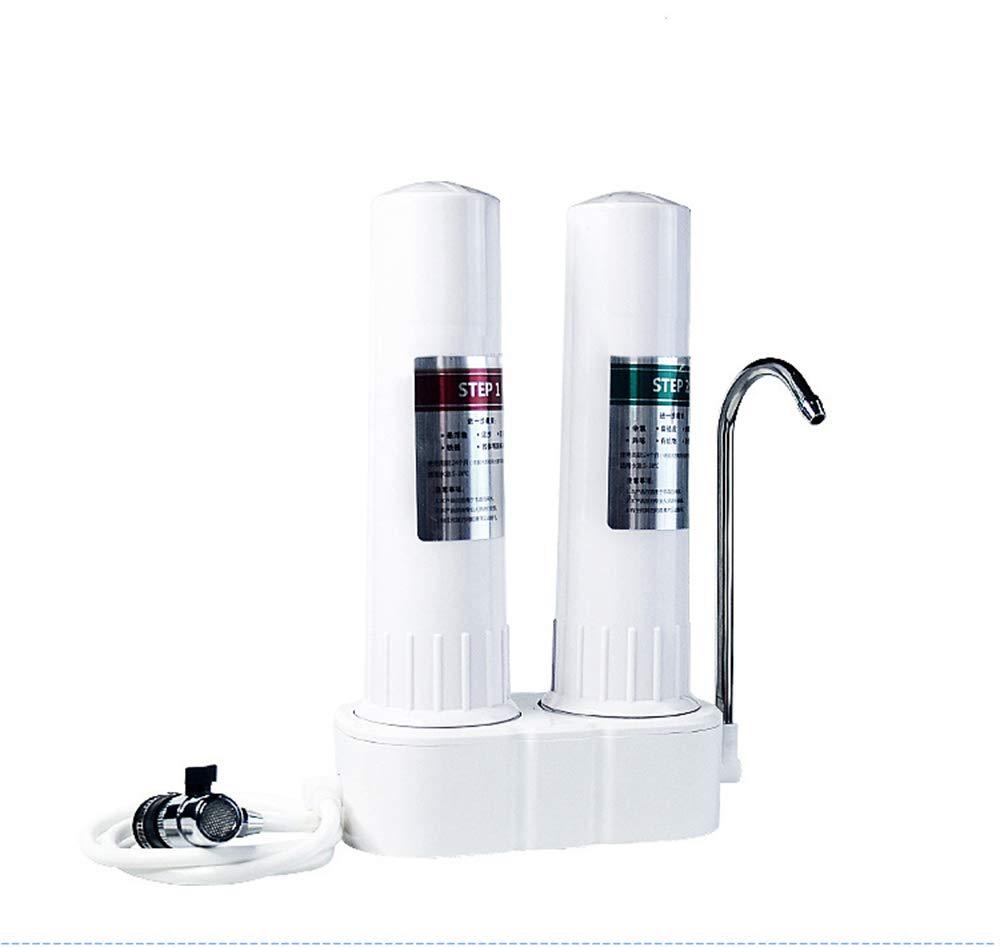 Sairain Wasserfilter, Haushaltswasserfilter Küche reines Wasser Wasserfilter Wasserhahn Vorfilter