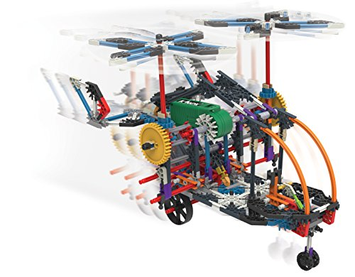 k nex helicopter instructions