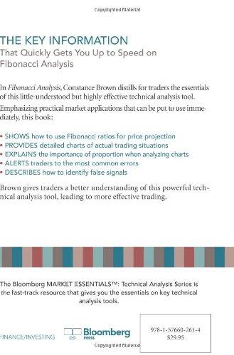 Fibonacci analysis constance brown 9781576602614 amazon books fandeluxe Image collections