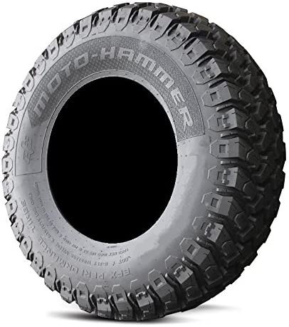 9 Items Bundle ITP SS316 14 Wheels Black Ops 27 MotoHammer Tires 4x156 Bolt Pattern 12mmx1.25 Lug kit
