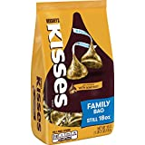 Best Kisses - HERSHEY'S Kisses Chocolate Candy with Almonds, 18 Ounce Review