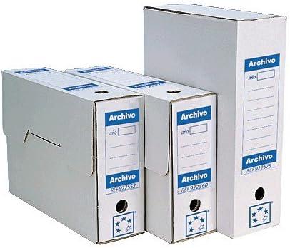 5 Star 922552 - Archivo definitivo, formato cuartilla: Amazon.es: Oficina y papelería