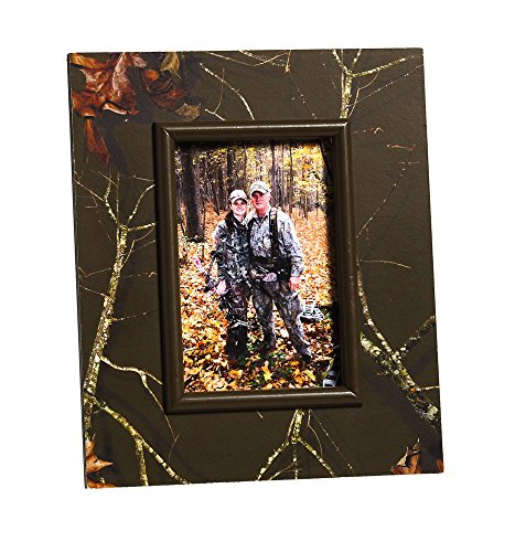 Branch Picture Frame (Cypress Home Mossy Oak 4x6 Wooden Picture)