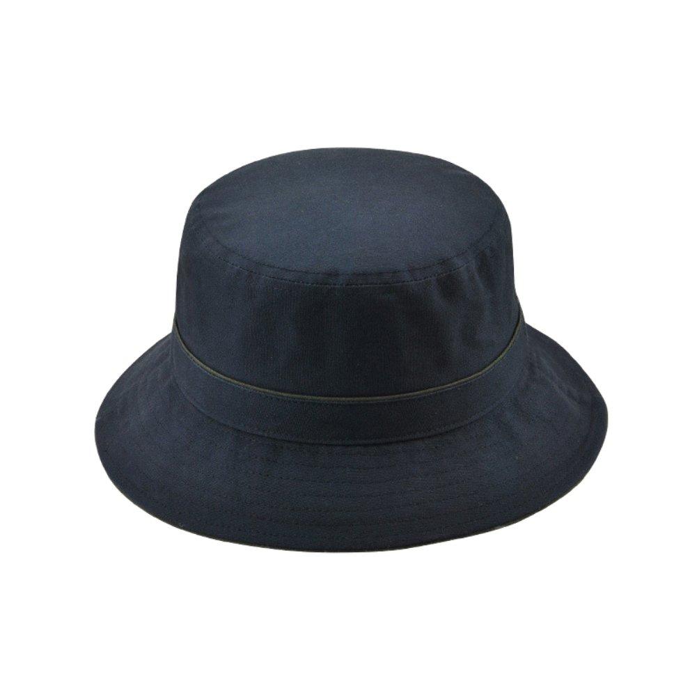 Sonnenblock breiter Hut Outdoor-Hut einfarbig UV-Schutz Wandern Angeln SEGRJ 1 x Angelhut f/ür den Sommer