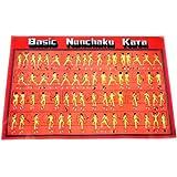 Basic Nunchaku Kata Poster