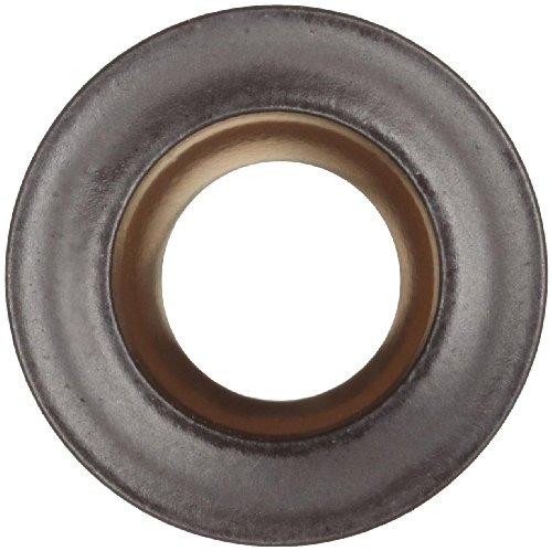 Sandvik Coromant COROMILL Carbide Milling Insert, R300 Style, Round, GC4240 Grade, Multi-Layer Coating, R3002060MPM,0.255