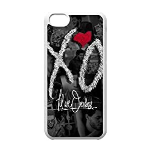YananC(TM) YnaC257872 Personalized Phone Case for iphone 4/4s iphone 4/4s w/ The Weeknd XO