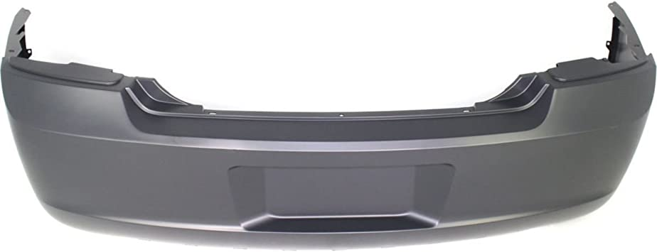 CH1100408 MBI AUTO Rear Bumper Cover for 2006-2010 Dodge Charger 06-10 Painted to Match