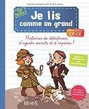 Histoires de détectives, d'agents secrets et d'espions : Jeunes lecteurs CP-CE by Charlotte Grossetête (2012-02-09)