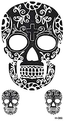 Hc-106) - Etiquetas engomadas temporales del tatuaje Hoja temporal ...