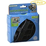 Baskerville Ultra Muzzle for Dogs Size 3 - Dogs 25-45 lbs - (Nose Circumference 11'') - Pack of 12