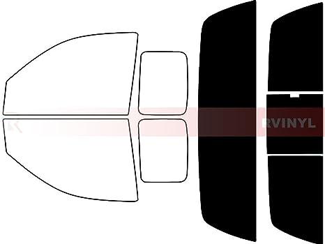 Rtint Window Tint Kit for Dodge Dakota 2000-2004 4 Door 35/% - Front Kit
