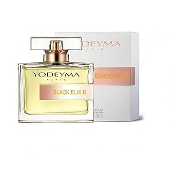 Yodeyma Black Elixir, 100 ml, perfume de mujer correspondiente a Black Opium: Amazon.es: Belleza