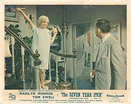Review Seven Year Itch Marilyn